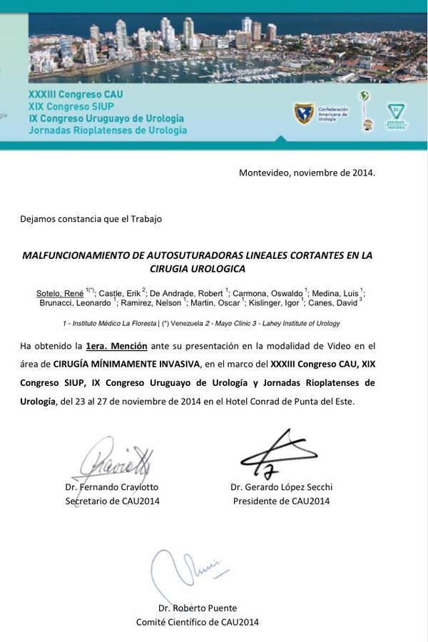 reconocimiento-CAU-urologia