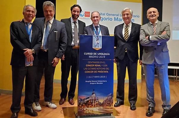 MADRID-ESPANA-CURSO DE UROLOGíA–HOSPITAL GREGORIO MARANON