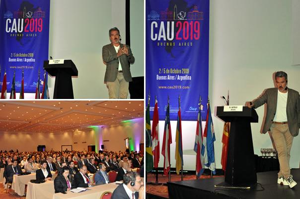 CAU 2019 - Buenos Aires, Argentina